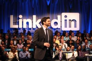 MOUNTAIN VIEW, CA - SEPTEMBER 26: LinkedIn CEO...