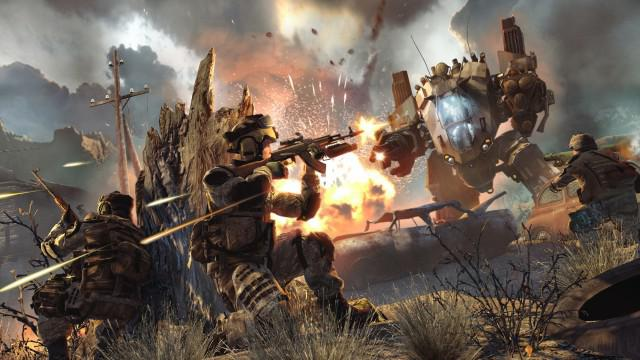 Warface is Crytek's first crack at free-to-play.