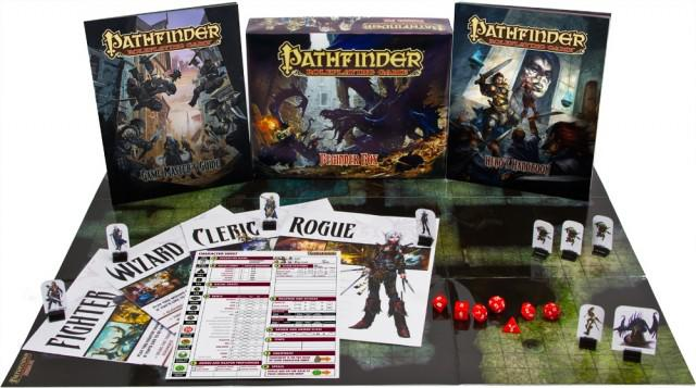 Pathfinder Roleplaying Game' Beginner Box Review: The
