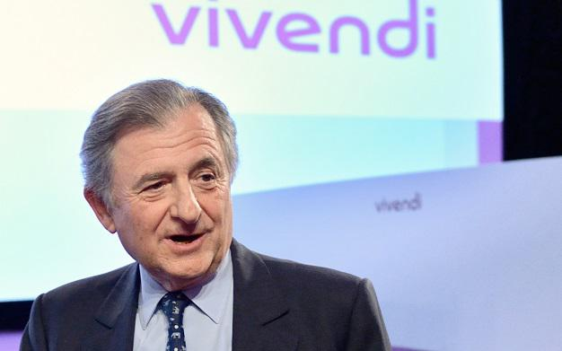 Vivendi chairman Jean-Rene Fourtou Credit: AFP/Getty Images