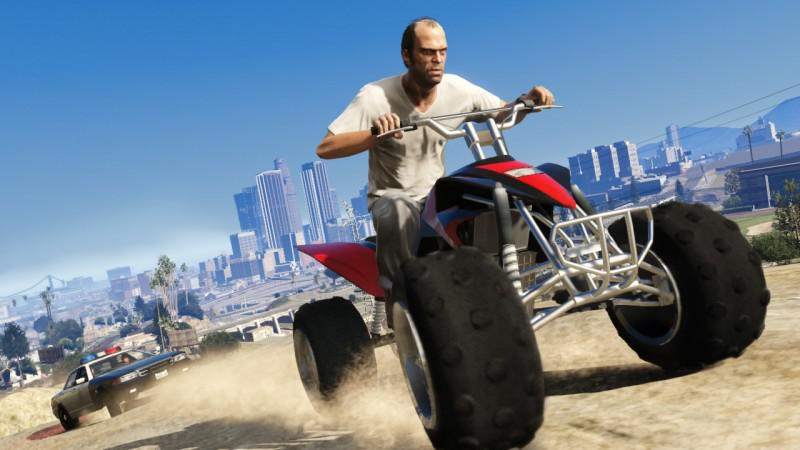 'Grand Theft Auto V' Crosses $1B In Sales, Biggest Entertainment Launch In History