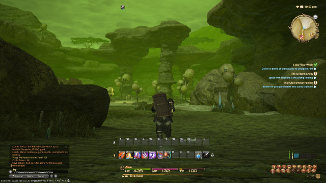 Final Fantasy XIV' Review In Progress: Too Hot To Handle