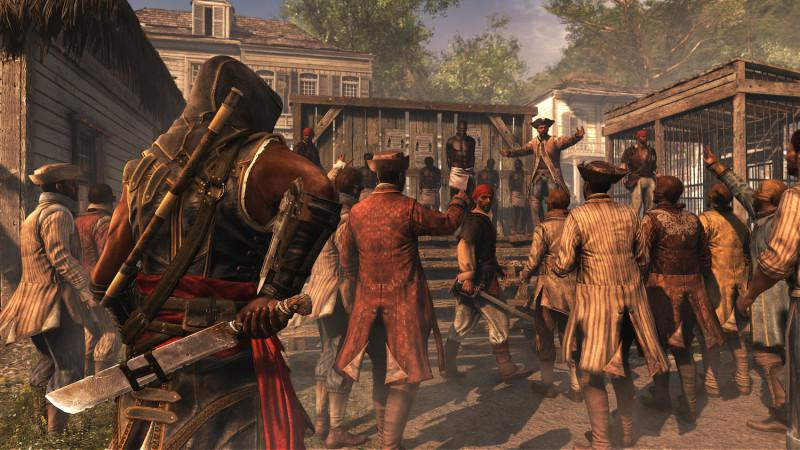 91135bf8336  Assassin s Creed IV  Freedom Cry  DLC Takes On The Caribbean Slave Trade