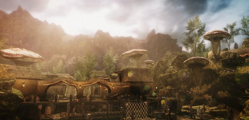 Skyrim Modders Bring Morrowind To Life In Amazing