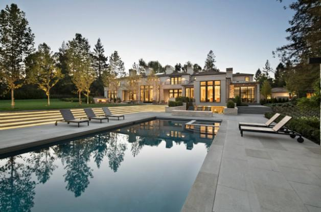 Microsoft Billionaire Paul Allen Buys 27 Million Home In