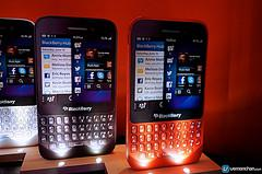 BlackBerry Q5 Review: Too Much Function, Not Enough Fashion