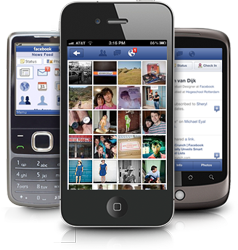 Image representing Facebook Mobile as depicted...