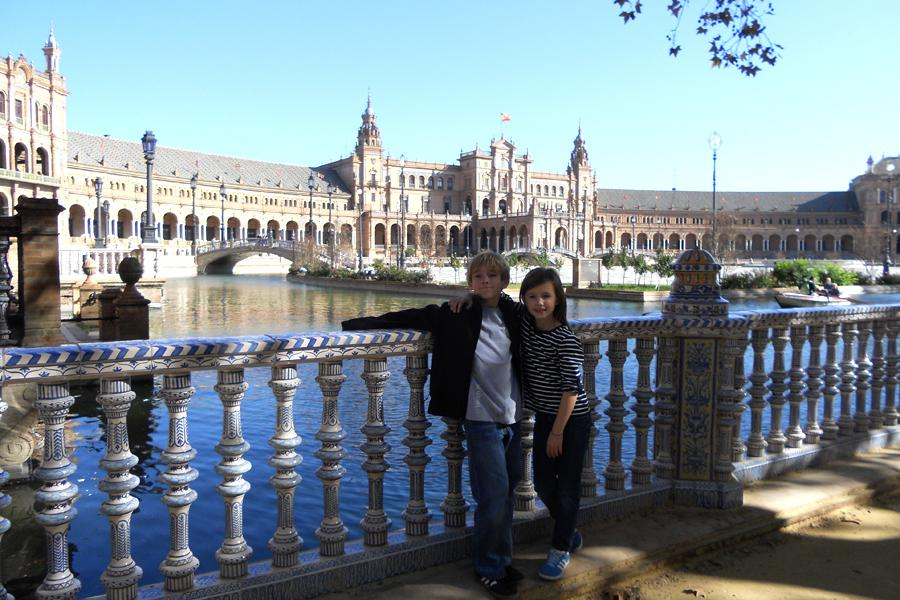 Seville Is The Perfect Family Getaway