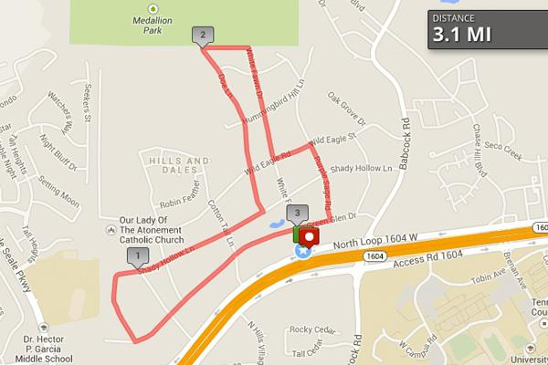 The 3 Best Running Routes In San Antonio