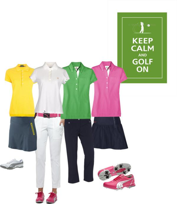 What Should Men and Women Wear to Play Golf?
