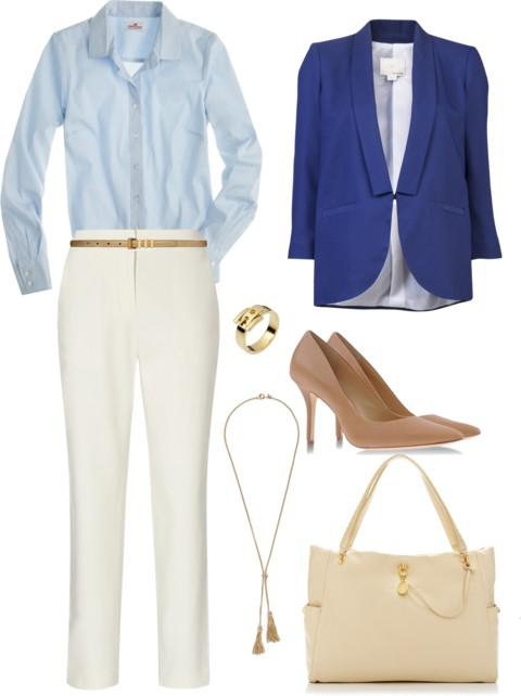 Professional Look - Tailored Shirt