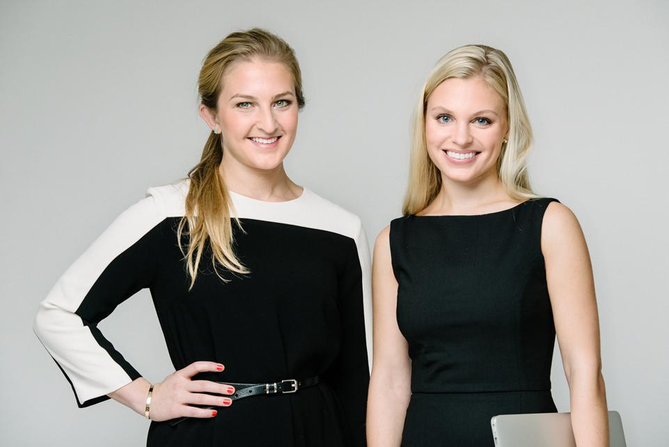"""Our goal was to create a line that appeals to the full range of professional women with varied workwear needs."" say Of Mercer co-founders Dorie Golkin and Emelyn Northway"