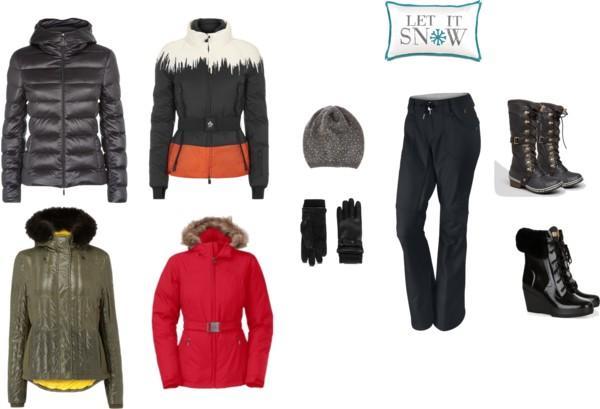 Stylish Snow Gear For Women