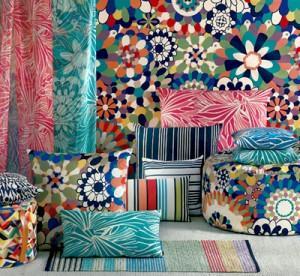 inside the missoni cabanas at four seasons maui. Black Bedroom Furniture Sets. Home Design Ideas