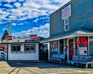 The Clam Shack, photo courtesy The Clam Shack