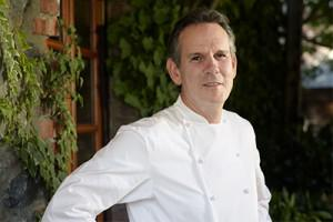 Chef Thomas Keller, photo courtesy Deborah Jones