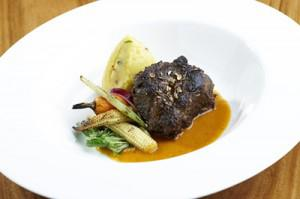 Vindaloo of ox cheek at Cinnamon Soho, photo courtesy Cinnamon Soho