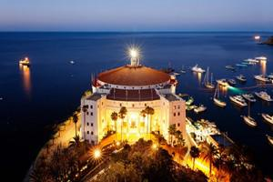 Catalina Casino, photo courtesy Santa Catalina Island Company