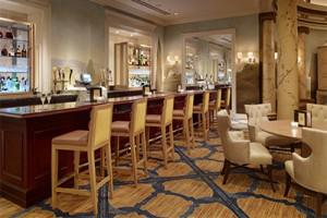 Laurel Court Restaurant & Bar, photo courtesy Fairmont Hotels and Resorts