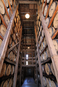 Sipping Whiskey On The Kentucky Bourbon Trail
