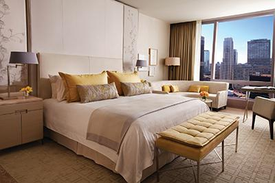 Forbes Travel Guide Five-Star Four Seasons Hotel Toronto, photo courtesy Four Seasons Hotel Toronto