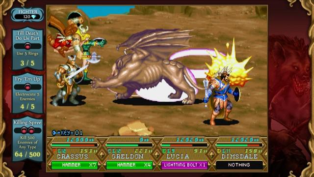 Dungeons and Dragons: Chronicles Of Mystara' Review: Hack