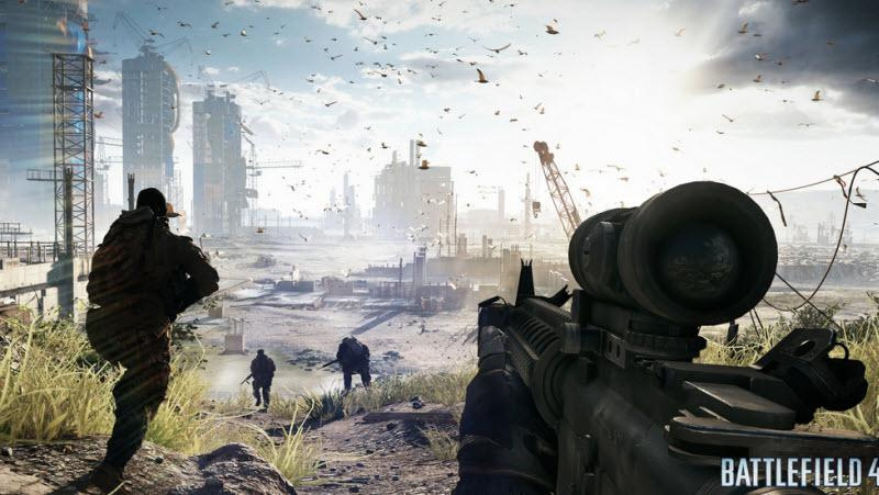 'Battlefield 4' Review (PS3): The Walls of Jericho