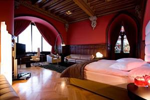Lake Geneva: One-Off Rooms With A View At Chateau d'Ouchy