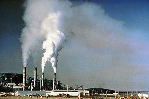 Before the Air Pollution Control Act of 1955, ...
