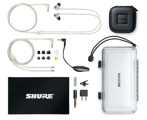Shure SE846 case and extras