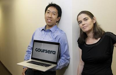 Coursera Hits 4 Million Students -- And Triples Its Funding