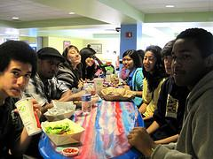 LMU: Lunch Time!