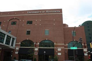 University of Minnesota Square in Rochester, MN