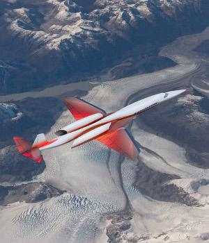 Aerion Corporation's Supersonic Jet Concept