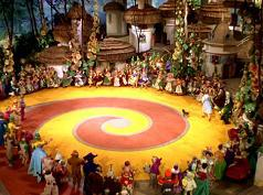 The Yellow Brick Road's spiral origins in the ...