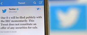 A Twitter tweet announcing the company's plann...