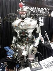 Killer robots 3, NY Comic Con, Javits Center, ...