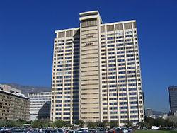 Headquarters of Naspers, one of the world's largest media companies, in Cape Town, South Africa.... [+] (Photo credit: Wikipedia)
