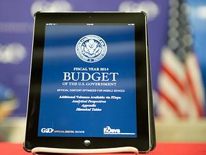 The fiscal 2014 US Government Budget, availabl...