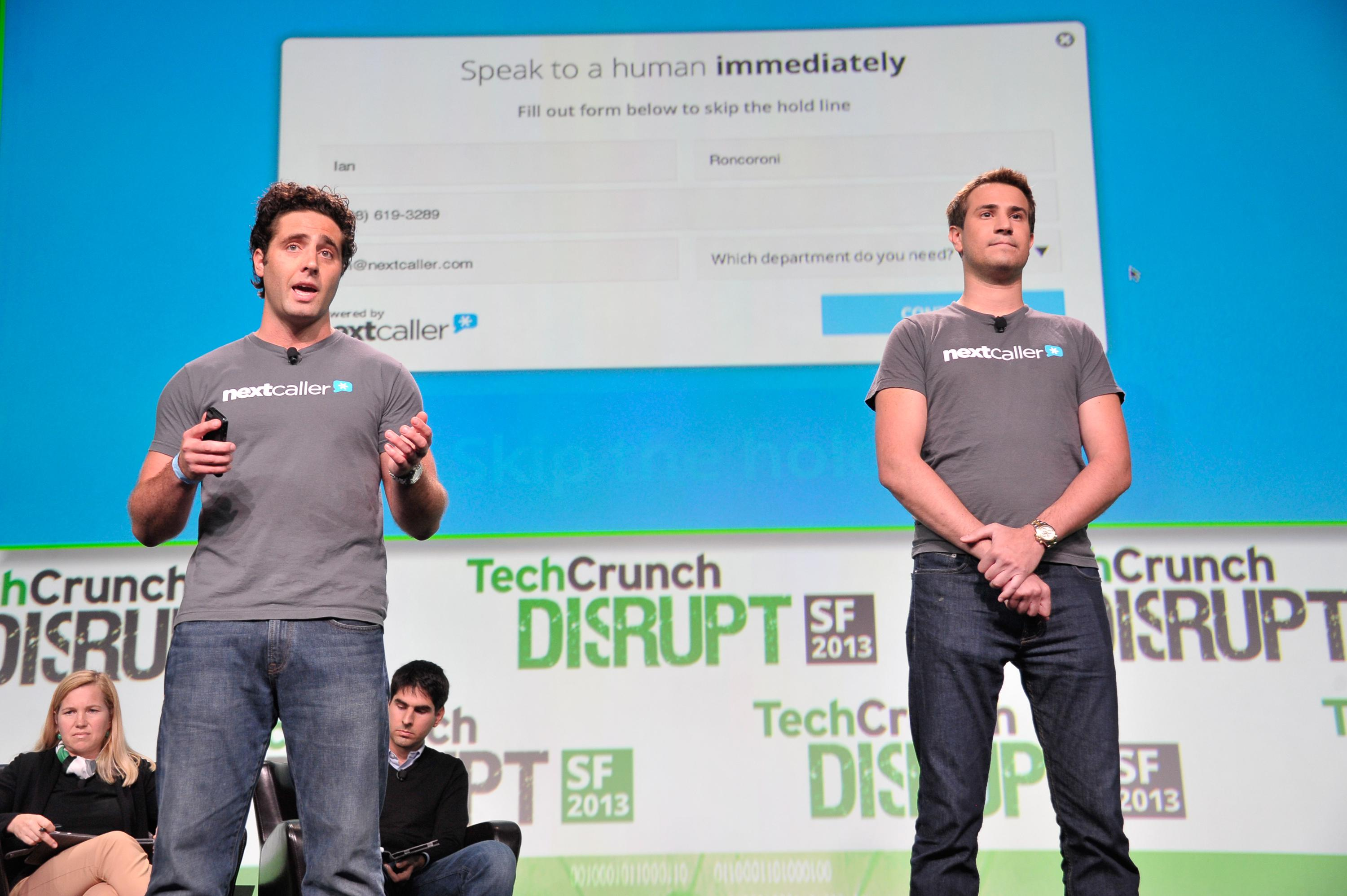 Photo by Steve Jennings/Getty Images for TechCrunch courtesy of Newscred