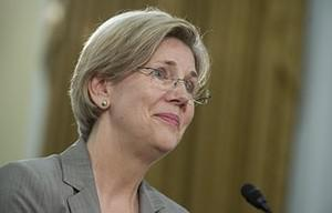 Elizabeth Warren, Assistant to the President a...