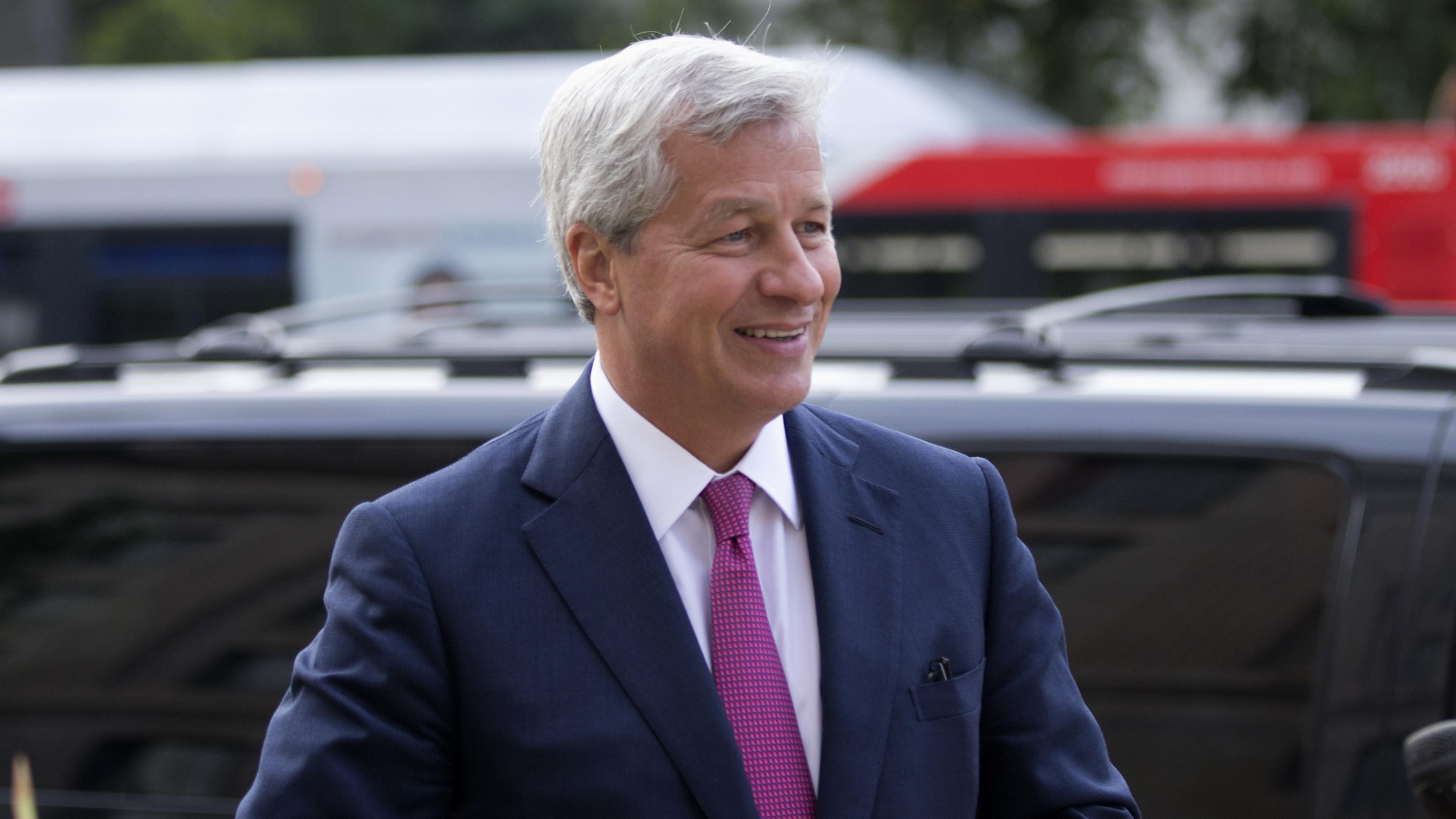 Jamie Dimon Gets 20 Million For His Worst Year As Ceo