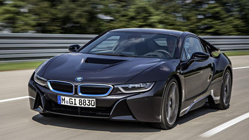 BMW Throws Down The Green Gauntlet At The Detroit Auto Show
