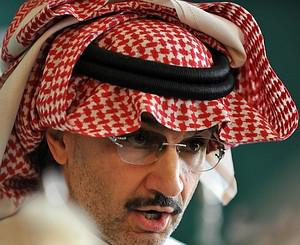 Saudi billionaire owner of Kingdom Holding Com...