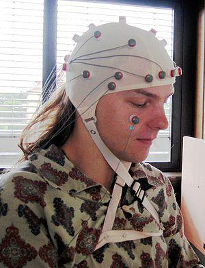 EEG with 32 elektrodes