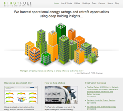 Image representing FirstFuel Software as depic...