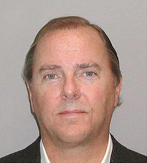 English: Mug shot of Jeffrey Skilling.