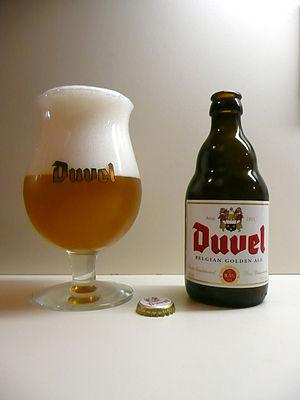 Duvel and Glass