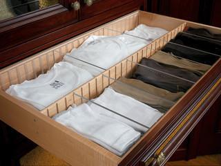 best storage secrets for clothes. Black Bedroom Furniture Sets. Home Design Ideas