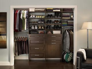 Lovely Man Space: Dream Closets For Dudes